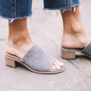 Details about  /Frye Women/'s Cindy Mule Sandal Heeled Choose SZ//color